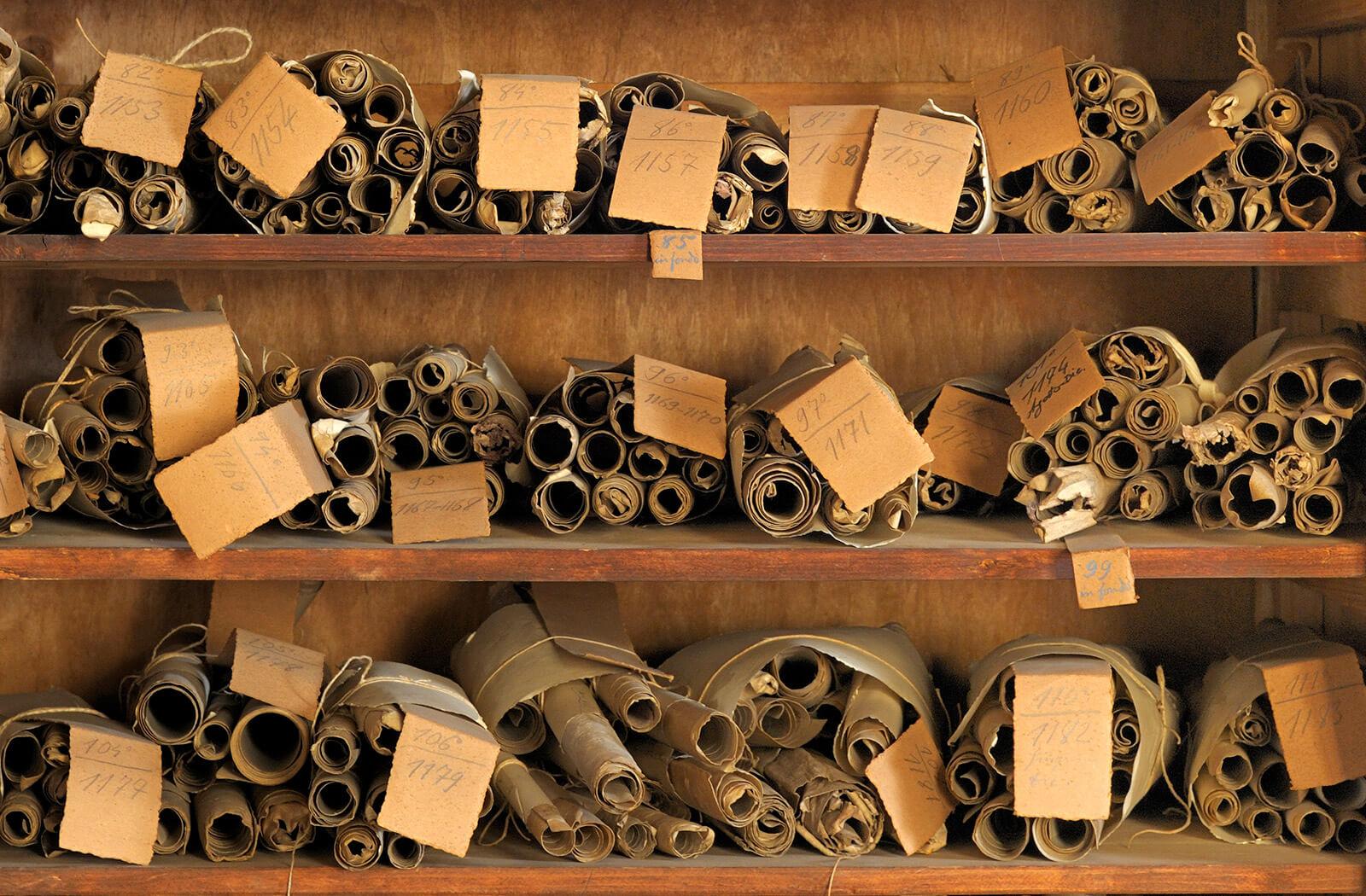 Razionalizzare l'archivio cartaceo